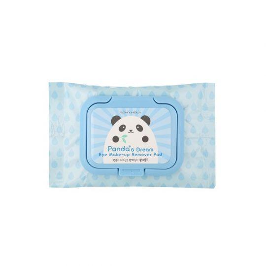 Panda's Dream Eye Make Up Remover Pad - Салфетки для снятия макияжа