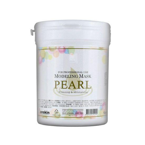 Pearl Modeling Mask. Маска альгинатная с экстрактом жемчуга увлажн., осветл.