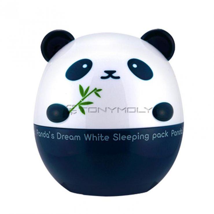 Маска ночная осветляющая Panda Dream White Sleeping Pack