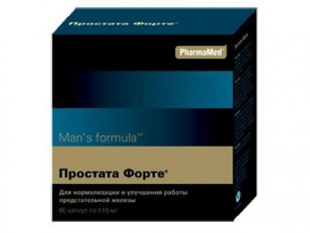 """Мен-С формула """"Простата Форте"""" капс. №60"""
