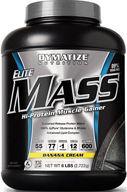 Dymatize Elite Mass Gainer 2722 г.