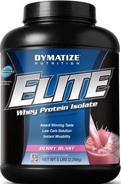 Dymatize Elite Whey protein 2286 г.