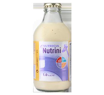 Нутрини / Nutrini Cтеклянная бутылка, 200 мл
