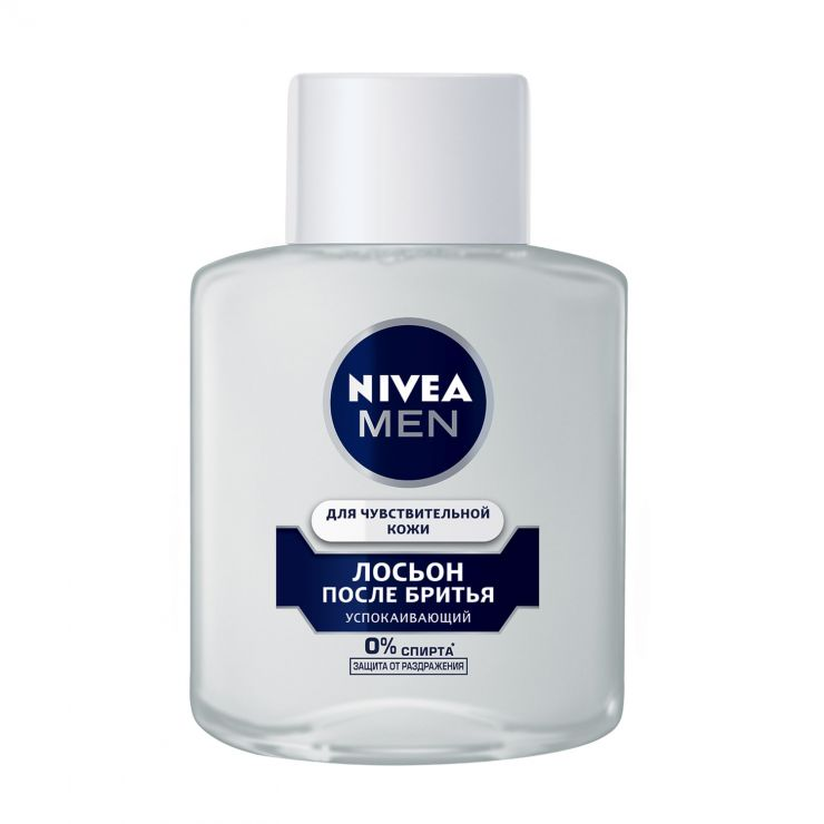 Нивея Фор Мен Бальзам после бритья для чувствительной кожи