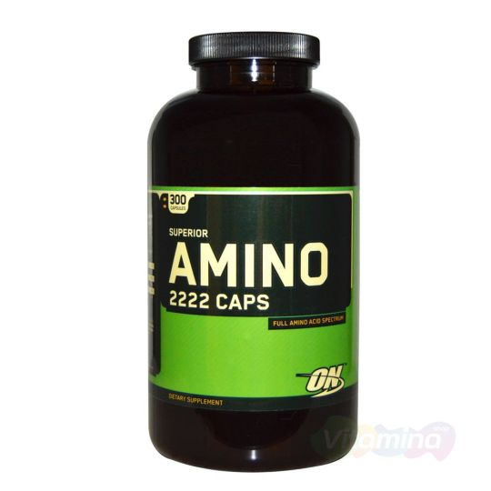 ON Super Amino 2222, гелевые капсулы