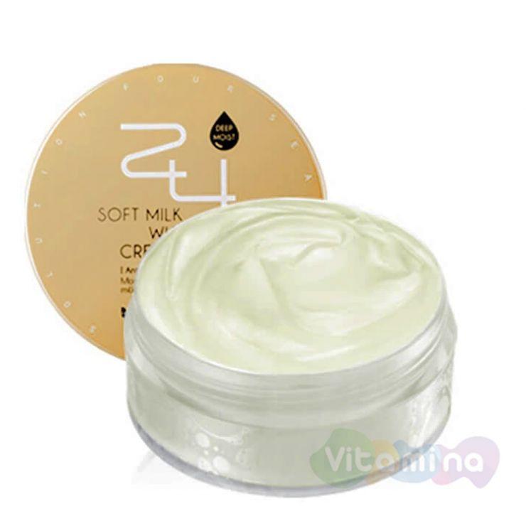 Смягчающий крем с молочными протеинами - Soft Milk Whipping Cream