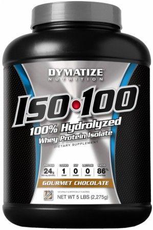Dymatize Iso-100 2275 г.
