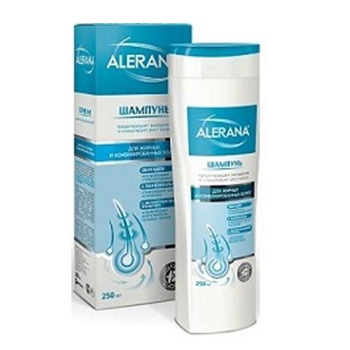 Шампунь ALERANA для жирных и комбинированных волос