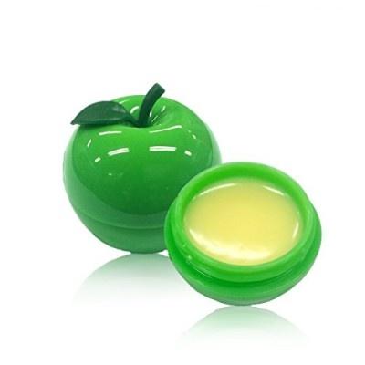 Mini Green Apple Lip Balm - Бальзам для губ с ароматом яблока