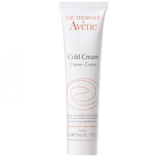 Avene Cold Cream - Колд-крем для сухой и чувствительной кожи
