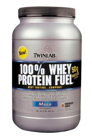 Whey Protein Fuel