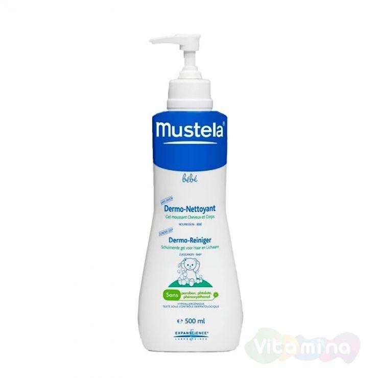 Мустела Гель для мытья для детей с первых дней жизни