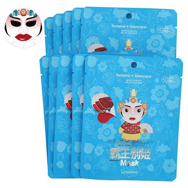 Peking Opera Mask Series - Тканевая маска для лица