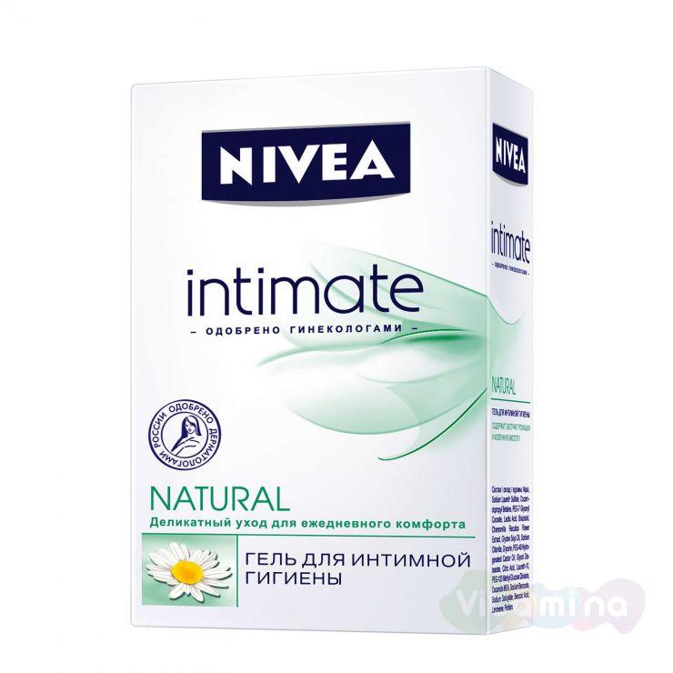 Нивея Интим гель для интимной гигиены
