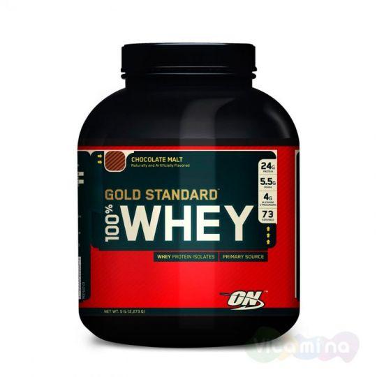 Протеин 100%  Whey gold standard 2.27 кг (5 lb)