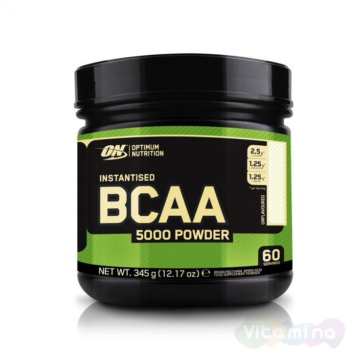 ON BCAA 5000 Powder, 60 порций