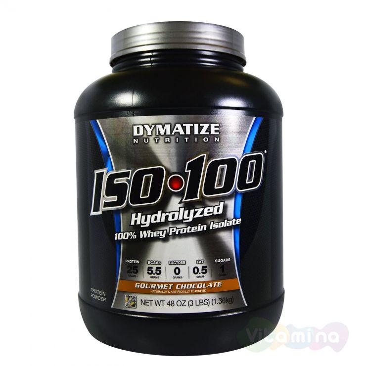 Протеин Iso 100 3 lb (1,36 кг)