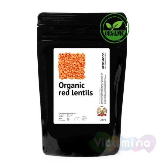 Organic Чечевица красная (Red Lentils)