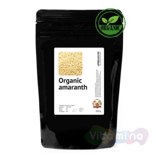 Organic Амарант семена (Amaranth seeds), 150 г