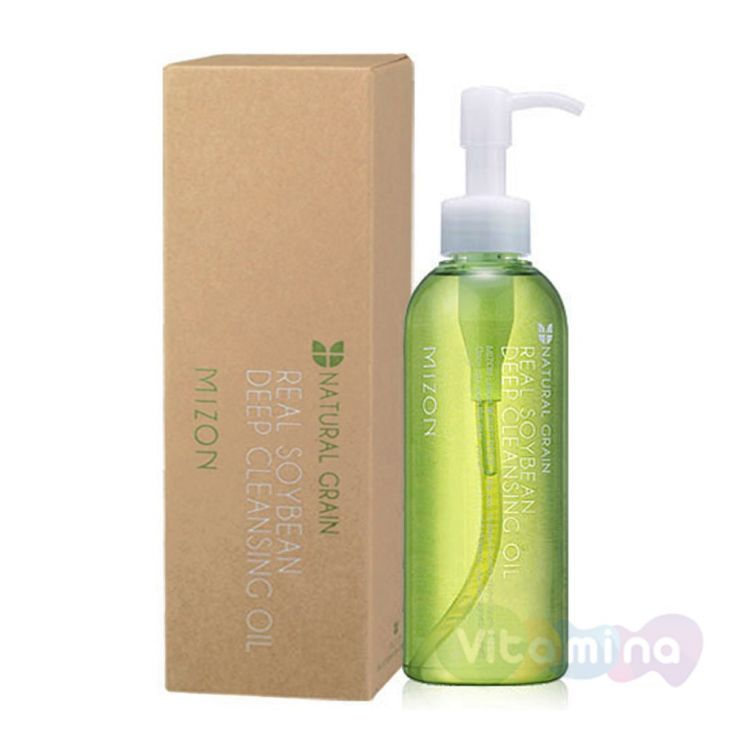 Гидрофильное масло для умывания - Real Soybean Deep Cleansing Oil