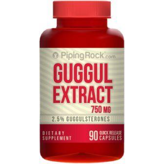 Guggul Extract (Гуггул экстракт) 750мг 90таб